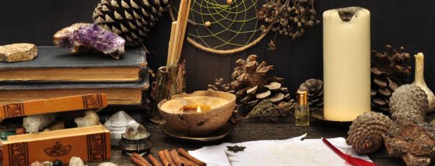 How Witchcraft Spells Work